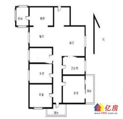 汉阳区 钟家村 世茂锦绣长江 3室2厅2卫  143㎡  南北通透大三房  随时看房