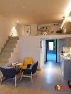 绿地汉口中+精装一室一厅+总价80万+近地铁口+月租3800