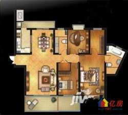 汉阳区 钟家村 世茂锦绣长江二期 3室2厅2卫  180㎡   通透大三房  随时看房