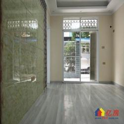 花桥二村二线面门,精装三室二厅二卫,60平独用院子,进出方便