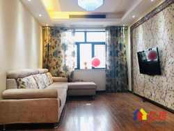 汉口火车站 2号线地铁口豪装3房中央空调带地暖 家具家电齐全