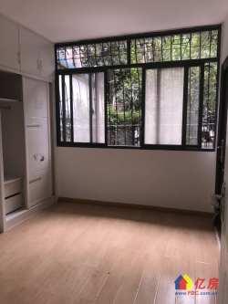蔡家田A区,一楼30平自用院子,精装二室一厅南北,有钥匙看房
