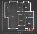天啦降40万 常青花园十一区 精装修老证 三房两卫 对国际部,武汉东西湖区常青花园东西湖区公园南路129号二手房3室 - 亿房网