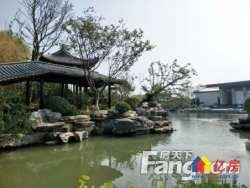 背山面水+一线临湖 +三面环抱+ 私享半岛别墅 泰禾武汉院子