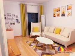 光谷自由城80+8小三房户型装修完未入住满两年锦绣龙城