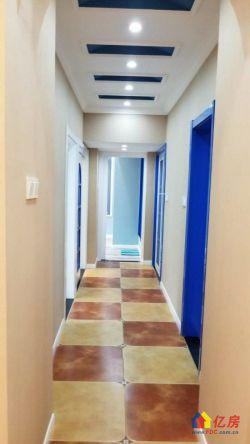 徐东内环 电梯房三室 汉飞滨江国际 豪装带家具家电 证满五年
