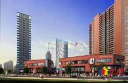 汉阳健龙果岭首付25万起三号线地铁口临街旺铺