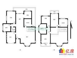 保利十二橡树庄园 美式独栋别墅 诚心出售 全款购买价格还能少,带花园