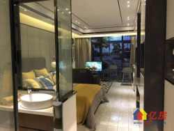汉阳经开永旺旁地铁6号线边44平一室一厅新房直售