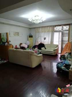 江岸区香港路地铁口儿童医院 光大华庭精装南北通透双阳台采光好3室2厅1卫  136㎡
