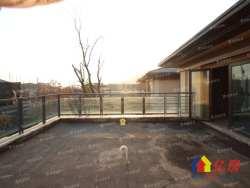 华侨城双拼别墅带大院子和大露台 独立车库 地下2层满2 诚售