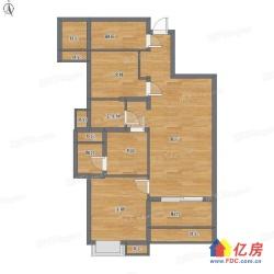 新出独·家保利时代南区,朝南3房,直接开发商签合同没后期