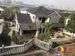 半山私家花园 中国院子豪装独栋 占地1300平 证满 大花园