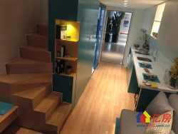 精致型复试公寓,地铁旁,可塑性强,总价低,不限贷不限购