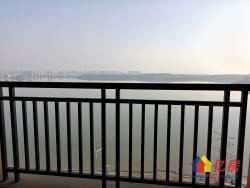 一线全湖景 赏心悦目中建南湖壹号132平大3房8米长观湖阳台