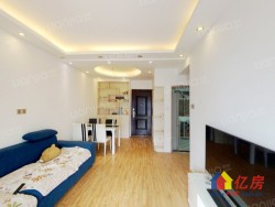 蓝光COCO时代(真图)通透小三房+高楼层+居家精装