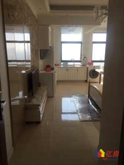 五环大道轻轨口 全景天窗 自带商业体 东西湖公寓