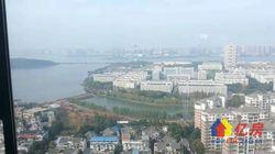 锦绣龙城隔壁光谷自由城精装大三房一线湖景只要205w随时看房