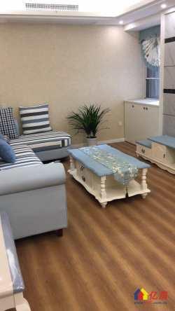 汉阳江城大道卧龙墨水湖边新精装两室两厅84平急售160万