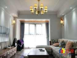 海赋江城全房精装地暖通透户型家具家电全送房子没住过人