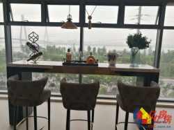 武汉江山一线江景豪宅270度阔尺观江无遮挡4室2专3卫