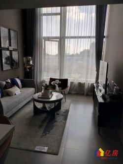6号线国博地铁口 越秀星悦湾畔 精装三房两厅两卫不限购观江景