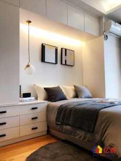 金地准现房公寓,地铁口,配套成熟,适合年轻情侣和小夫妻