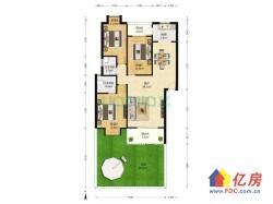 江岸区 后湖 幸福人家(江岸区) 3室2厅2卫 123.5㎡一层带50平米院子