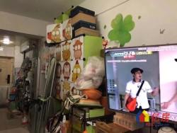江岸区 台北香港路 华美国际 1室1卫  112万急售