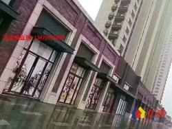 南湖地铁口社区底商一线临街6米高可自营可餐饮