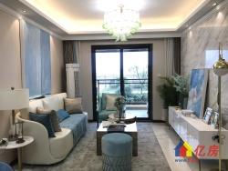 新房代理无任何费用 山海关 精装三房单价仅1.1万 巢上城