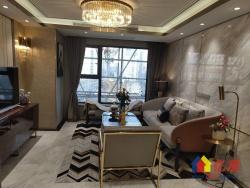5.2层高的复式公寓 内环核心地段全景落地窗 不限购