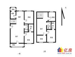 常青花园14小区复式楼5室3厅3卫2阳台,超低价出售!