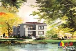 蔡甸区水景地产+特色别墅+良好的山水资源+湖泊