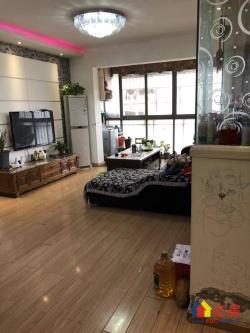 红钢城七星天兴花园 好楼层精装三室 只需115万