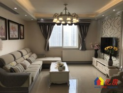 江岸区  汉和惠苑  结婚豪装带地暖   送豪华家具  3室2厅2卫