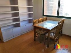 房东急售,华生汉口城市广场北区82平,带装修只要110万