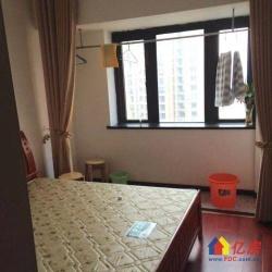不限购 汉北水晶城  精装一室一厅  证满两年后期低