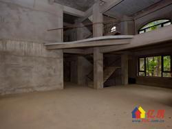 武汉长岛两证满五 毛坯590.7平房子413.93平花园