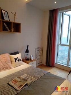 光谷铂顿国际公寓 光谷广场小户型精装现房 一室一厅出售