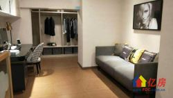 碧桂园大品牌,5.2米层高用一层的价格得两层的面积,三轨交汇