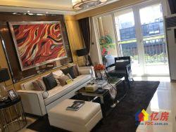 青山三环边精装住宅 海伦国际 双湖景房 地铁旁70年住宅3㎡