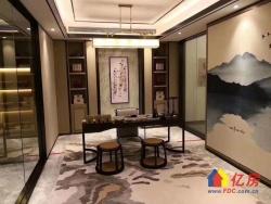 泰合知音湖院子,中国古风园林式别墅,优雅自然风