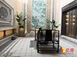 泰合知音湖院子,纯中式园林别墅,70年产权,送双层地下室