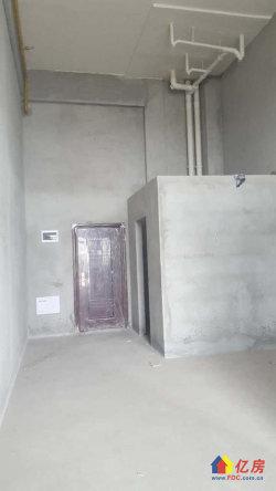 银湖九号 精装小户型 上下两层95平可用 不限购
