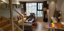 武昌不限购不限贷公寓,5米2层高,带精装修,新房免手续费