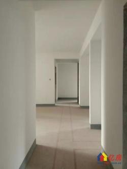 金地自在城双地铁口四房两厅南北通透纯毛坯好楼层有钥匙看