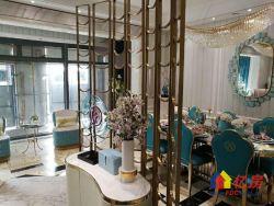 武汉江山一线江景 新房无后期 小户型豪宅的标配长江主轴的位置
