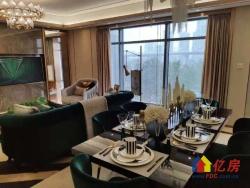 武汉江山,270度江景,专梯入户 大气豪宅2万3一平