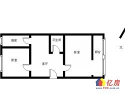 常青花园二村,一楼送露台,大两房,老证带学位,看房方便!